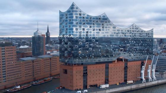 Elbe Philharmonic Hall (Elbphilharmonie) wallpaper