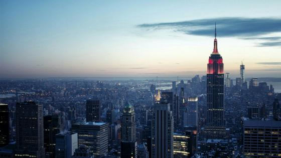 New York City Center wallpaper