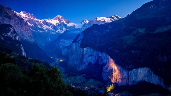 Lauterbrunnen - Switzerland wallpaper