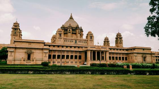 Umaid Bhawan Palace wallpaper