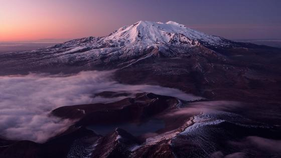 Mount Ruapehu - Tongariro National Park wallpaper