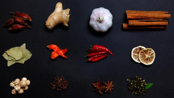 Spices wallpaper