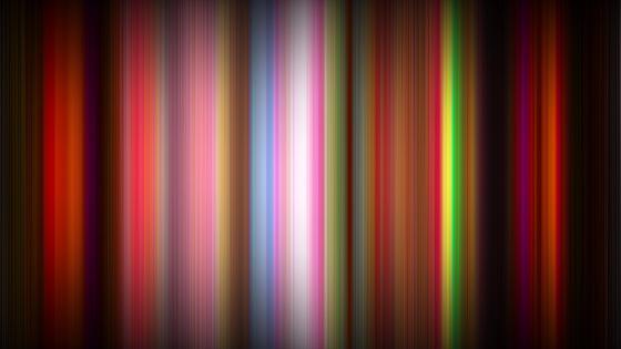 Spectrogram wallpaper