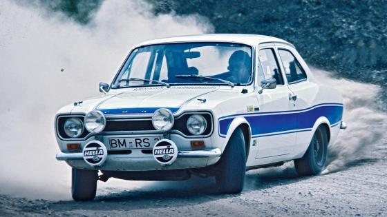 Ford Escort RS 2000 wallpaper