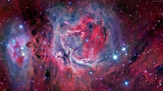 Rosette Nebula wallpaper