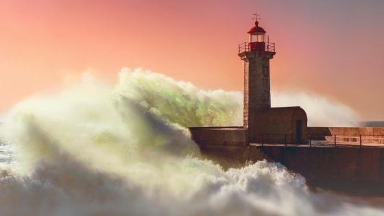 Felgueiras Lighthouse wallpaper