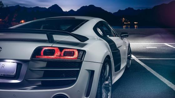 Audi R8 GT Coupe wallpaper