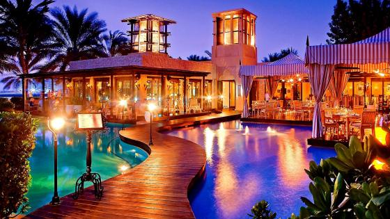 Dubai Royal Mirage Resort wallpaper