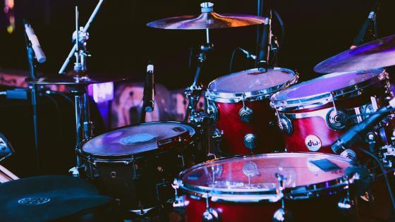 Drum wallpaper
