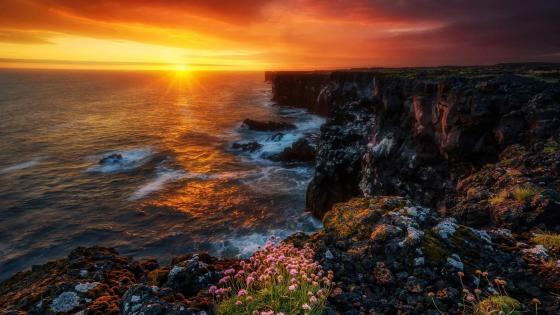 Snaefellsnes peninsula, Iceland wallpaper