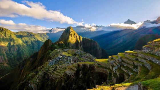 Machu Picchu (Peru) wallpaper