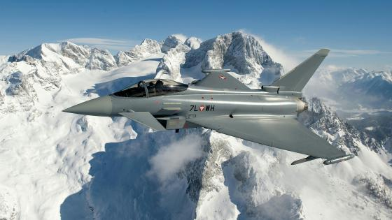 Eurofighter Typhoon wallpaper