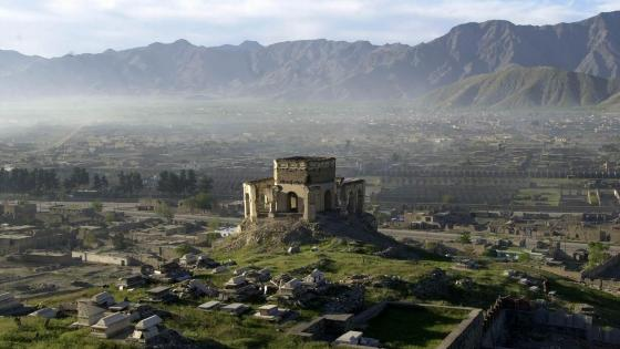 Mausoleum of Nadir Shah and Royal Cemetery (Kabul, Afganistan) wallpaper