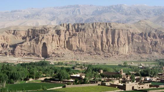 Bamian wallpaper