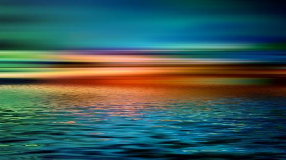 Ocean - Digital art wallpaper