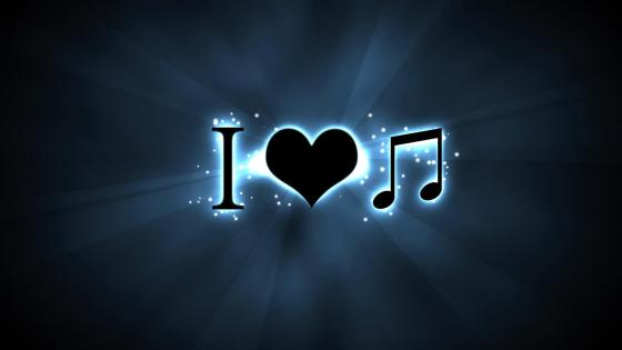 Music lover wallpaper