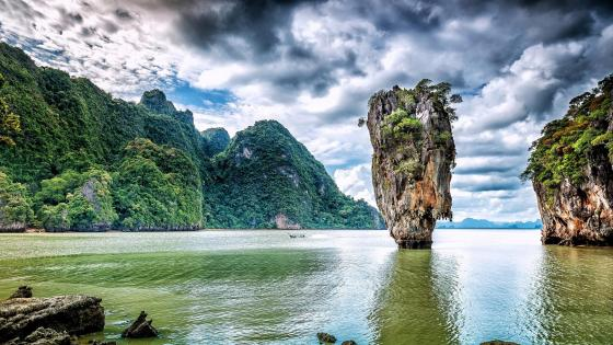James Bond Island (Ko Tapu) wallpaper