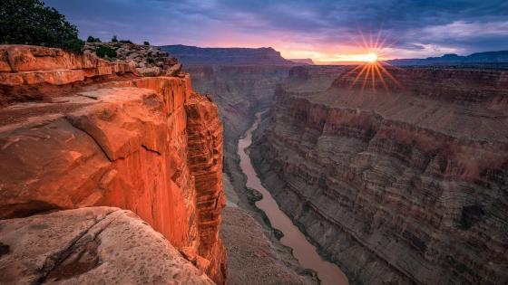 Toroweap Overlook (Grand Canyon National Park) wallpaper