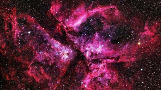 The Great Carina Nebula wallpaper
