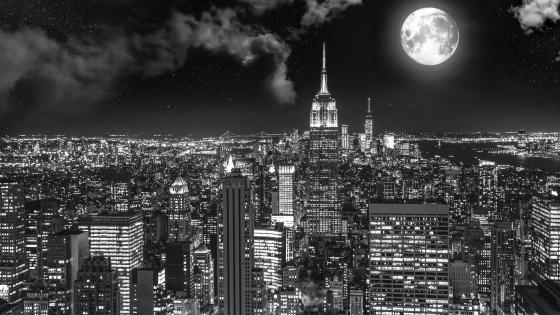 Empire State Building wallpaper