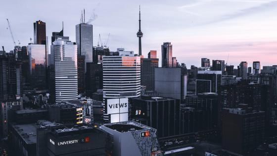 Toronto wallpaper