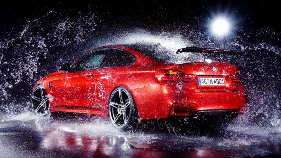BMW M4 Tuning wallpaper