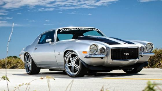 1972 Chevrolet Camaro SS wallpaper