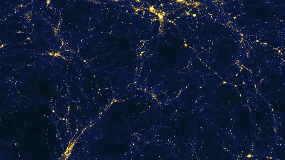 Web galaxy wallpaper