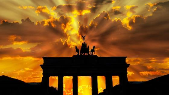 Brandenburg Gate wallpaper