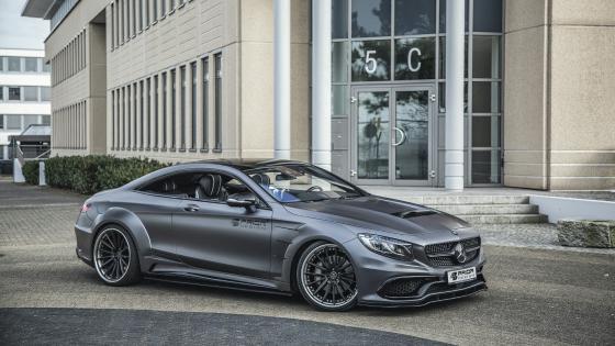 Mercedes-Benz S-Class wallpaper