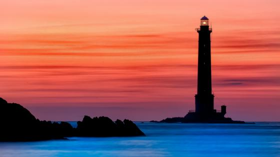 Phare de la Hague (Goury Lighthouse) wallpaper