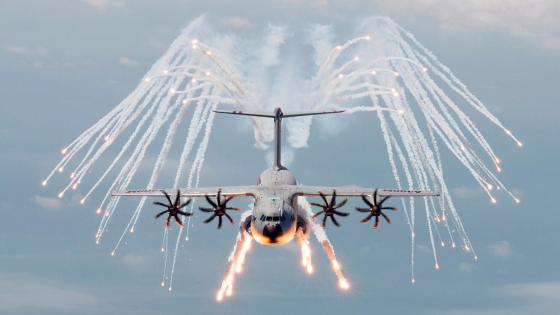 Airbus A400M Atlas wallpaper