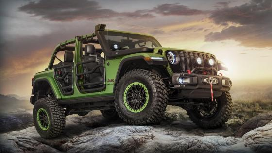 2018 Jeep Wrangler wallpaper