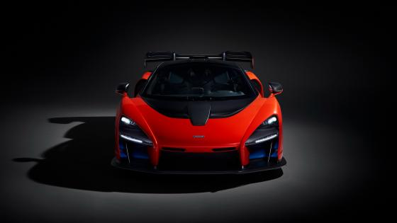 McLaren Senna wallpaper