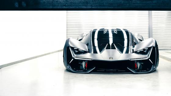 Lamborghini Terzo Millennio 2017 wallpaper
