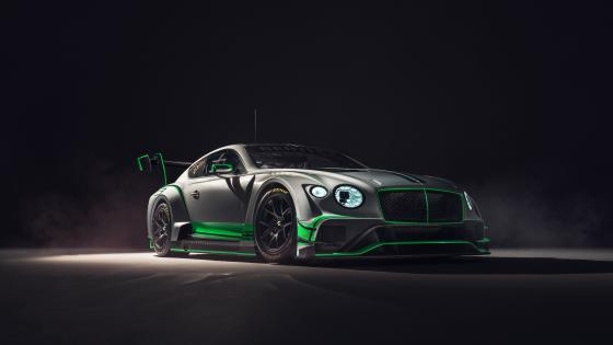 2018 Bentley Continental GT wallpaper