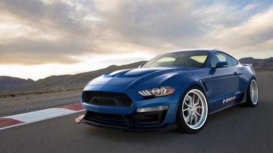 Ford Mustang Shelby wallpaper