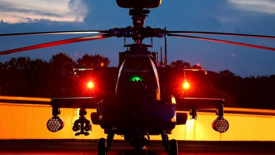 Boeing AH-64 Apache wallpaper