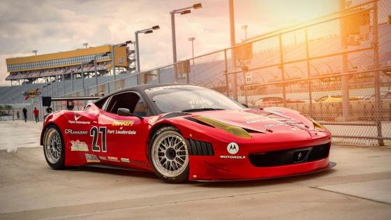 Ferrari F430 Challenge wallpaper