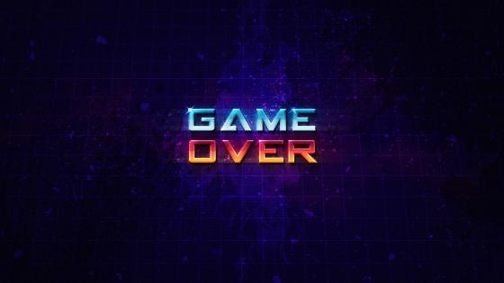 Game Over wallpaper