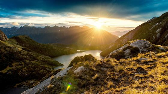 Fiordland National Park wallpaper