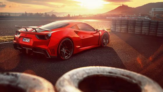 2017 Ferrari 488 GTB wallpaper