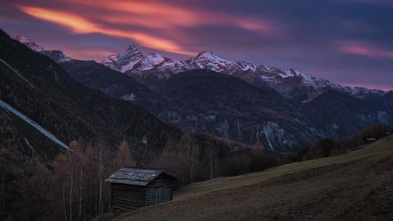 Swiss Alps wallpaper
