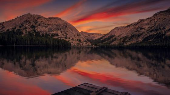 Tenaya Lake (Yosemite National Park) wallpaper