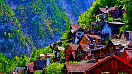 Hallstatt (Austria) wallpaper