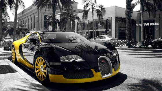 2010 Bugatti Veyron wallpaper