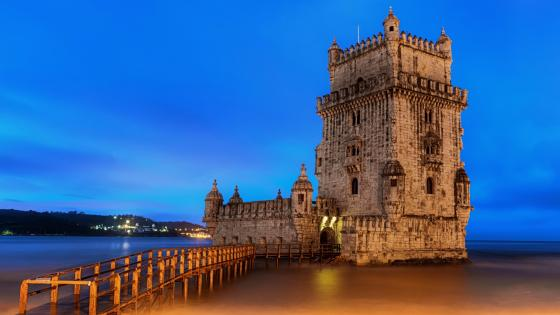 Torre de Belém (Belém Tower) wallpaper