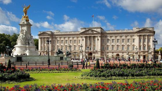 Palacio de Buckingham (Buckingham Palace) wallpaper