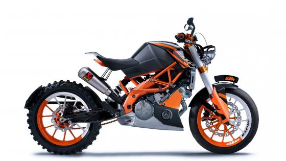 KTM 1290 Super Duke R superbike wallpaper
