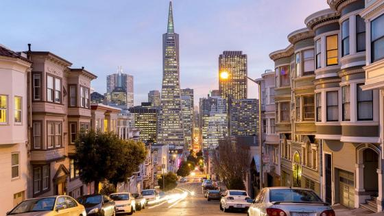 Transamerica Pyramid (San Francisco) wallpaper